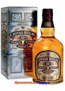 фото: Виски Chivas Regal 12 Y.O.