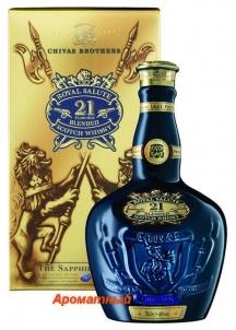 фото: Виски Chivas Royal Salute 21 Y.O.-0,7л