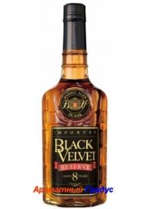 фото: Виски Black Velvet Reserve 8 Y.O.