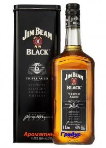 фото: Виски Jim Beam Black 6 Y.O.