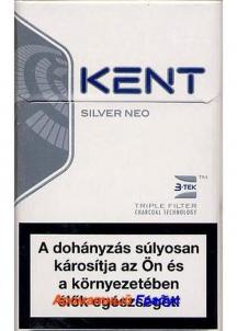 фото: Сигареты Kent Silver HD Neo