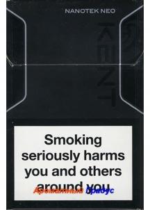 фото: Сигареты Kent Nanotek Neo