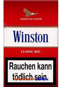 фото: Сигареты Winston Red