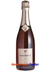 фото: Шампанское Rose Brut Grand Cru Pierre Moncuit