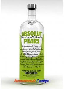 фото: Водка Absolut Pears