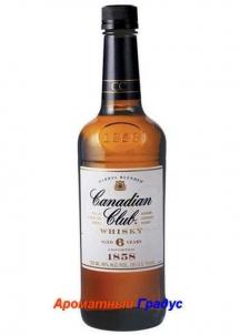 фото: Виски Canadian Сlub