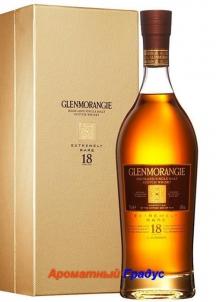 фото: Виски Glenmorangie 18 Y.O.