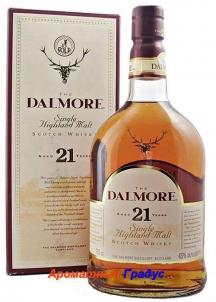 фото: Виски Dalmore 21 Y.O.