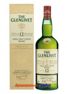 фото: Виски Glenlivet 12 Y.O.