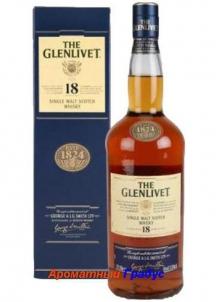 фото: Виски Glenlivet 18 Y.O.