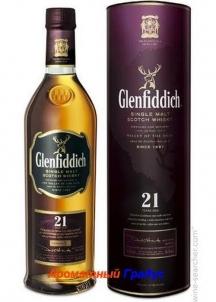 фото: Виски Glenfiddich 21 Y.O.