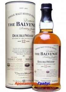 фото: Виски Balvenie Double Wood 12 Y.O.