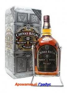 фото: Виски Chivas Regal 12 Y.O. (качели)