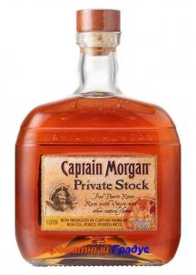 фото: Ром Captain Morgan Private Stoc