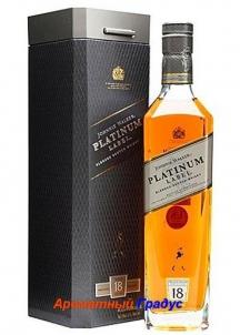 фото: Виски Johnnie Walker Platinum Label
