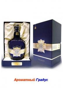 фото: Виски Chivas Regal Royal Salute Hundred Cask 21 Y.O.