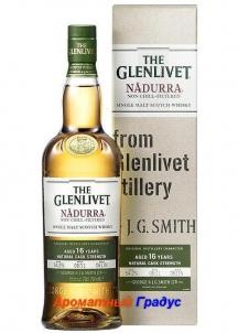 фото: Виски Glenlivet Nadurra 16 Y.O.