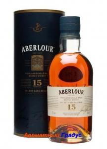 фото: Виски Aberlour 15 Y.O.