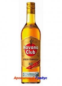 фото: Ром Havana Club Anejo Especial