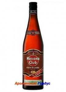 фото: Ром Havana Club Anejo Reserva