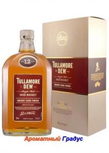 фото: Виски Tullamore Dew 12 Y.O. Sherry Cask