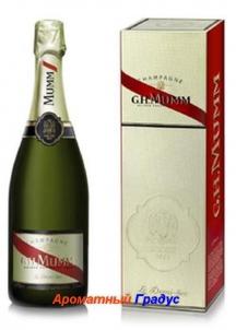 фото: Шампанское Mumm Demi-Sec