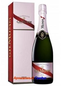 фото: Шампанское Mumm Brut Le Rose