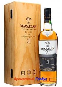 фото: Виски Macallan Fine Oak 21 Y.O.