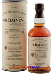 фото: Виски Balvenie Portwood 21 Y.O.