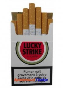 фото: Сигареты Lucky Strike Red