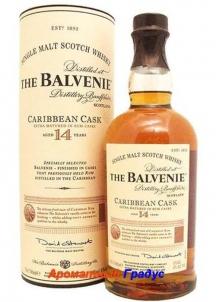фото: Виски Balvenie Caribbean Cask 14 Y.O.