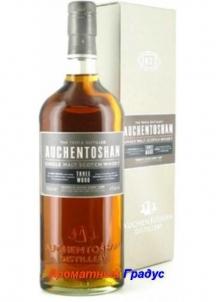 фото: Виски Auchentoshan Three Wood