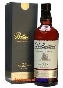 фото: Виски Ballantines 21 Y.O.