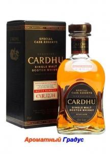 фото: Виски Cardhu Special Cask Reserve