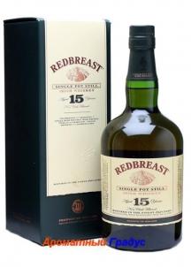 фото: Виски Redbreast 15 Y.O.