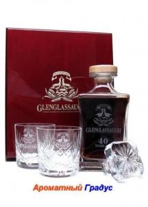 фото: Виски Glenglassaugh 40 Y.O.