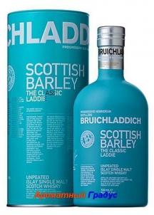 фото: Виски Bruichladdich Scottish Barley