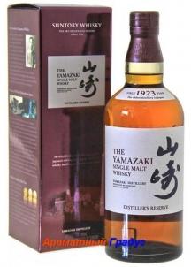 фото: Виски Yamazaki Distiller's Reserve