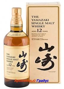 фото: Виски Yamazaki 12 Y.O.