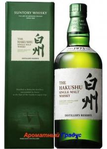 фото: Виски Suntory Hakushu Distiller's Reserve