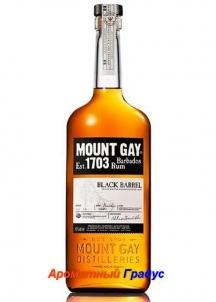 фото: Ром Mount Gay Black Barrel