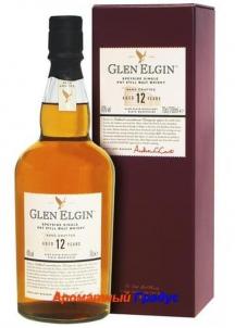 фото: Виски Glen Elgin 12 Y.O.