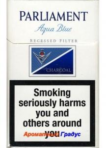 фото: Сигареты Parliament Aqua Blue