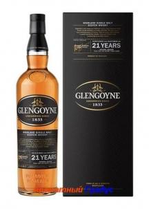 фото: Виски Glengoyne 21 Y.O.