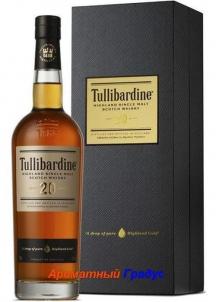 фото: Виски Tullibardine 20 Y.O.