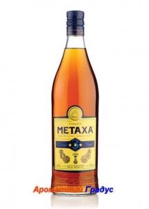 Метакса 3 звезды