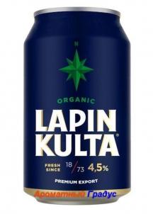 фото: Пиво Lapin Kulta Organic