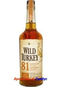 фото: Виски Wild Turkey 81 proof