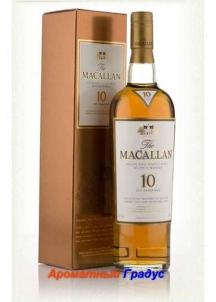 фото: Виски Macallan 10 Y.O. Sherry Oak