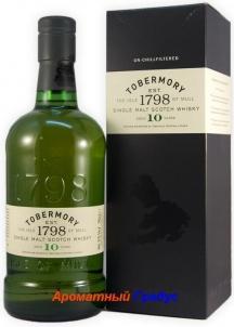 фото: Виски Tobermory 10 Y.O.
